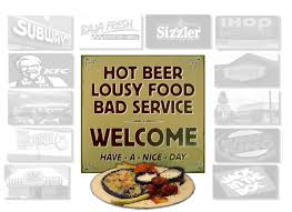 Except for the beer part, this is what I think of when I think DFAC.