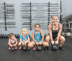 I told my kids, Crossfit or prostitution.  It's really about choices.